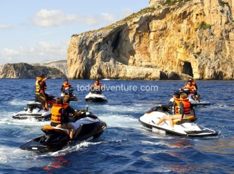 Jet Ski Excursions Denia, Costa Blanca