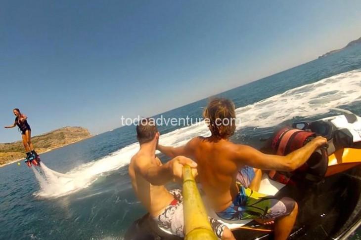 Flyboarding Javea