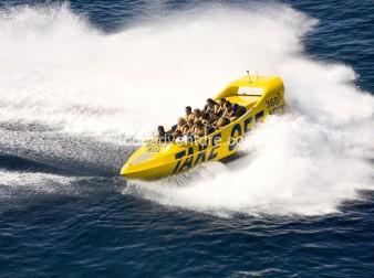 Jet Boat Ibiza 360